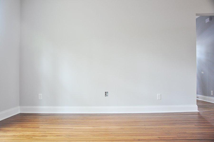 One Room Challenge, Week 1: The Living Room Renovation