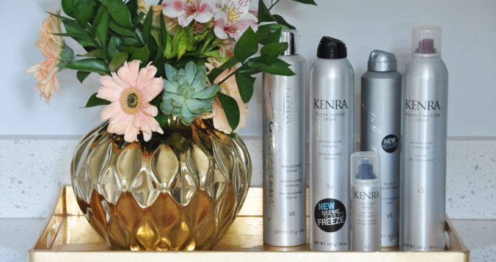 Kenra Professional: Hairspray for Every Occasion and Hair Need