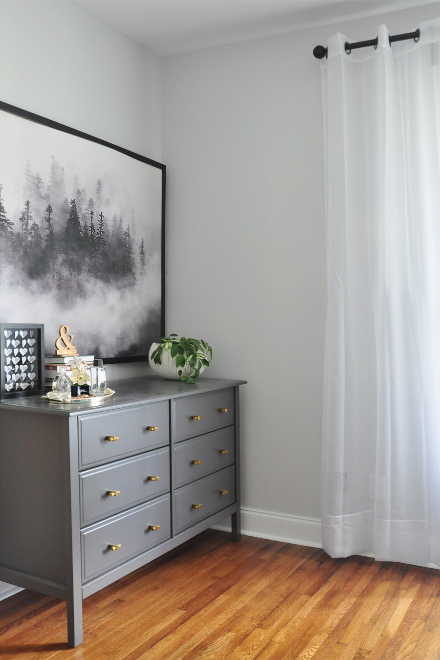 Master Bedroom Updates + Question for the Audience
