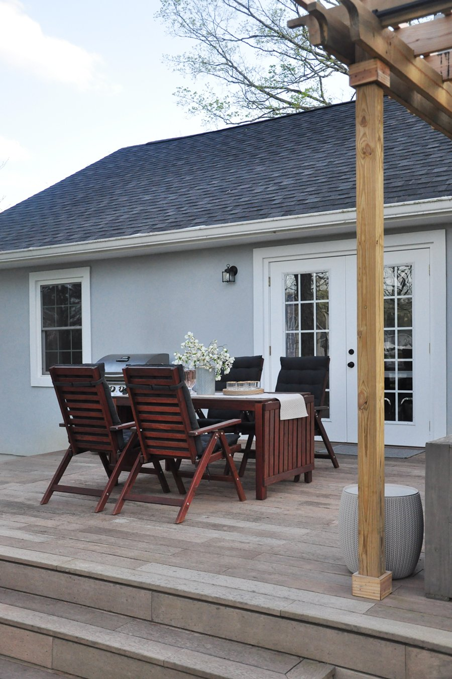 Patio and Deck Decor: A Guide to a Cohesive Outdoor Living Space