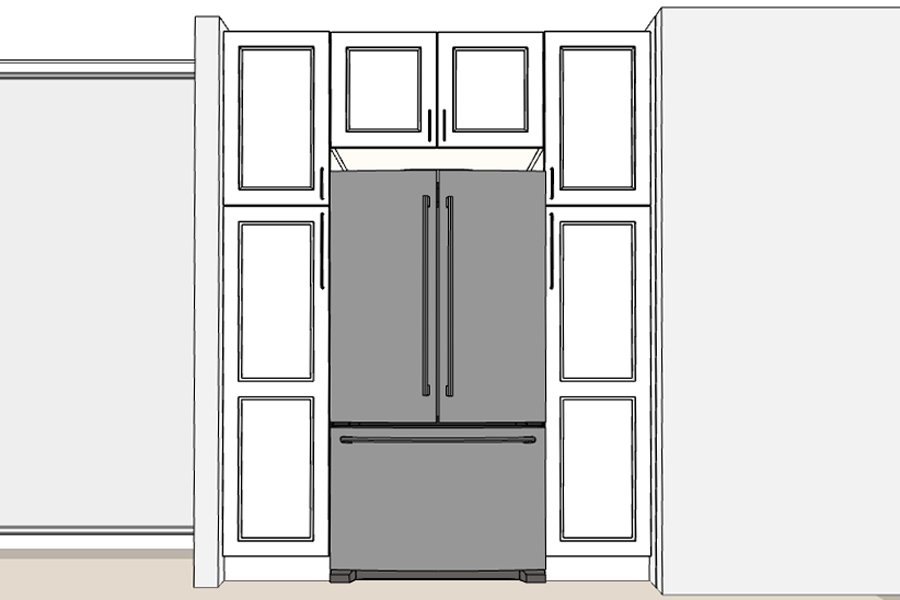 How to Reconfigure a Kitchen Layout
