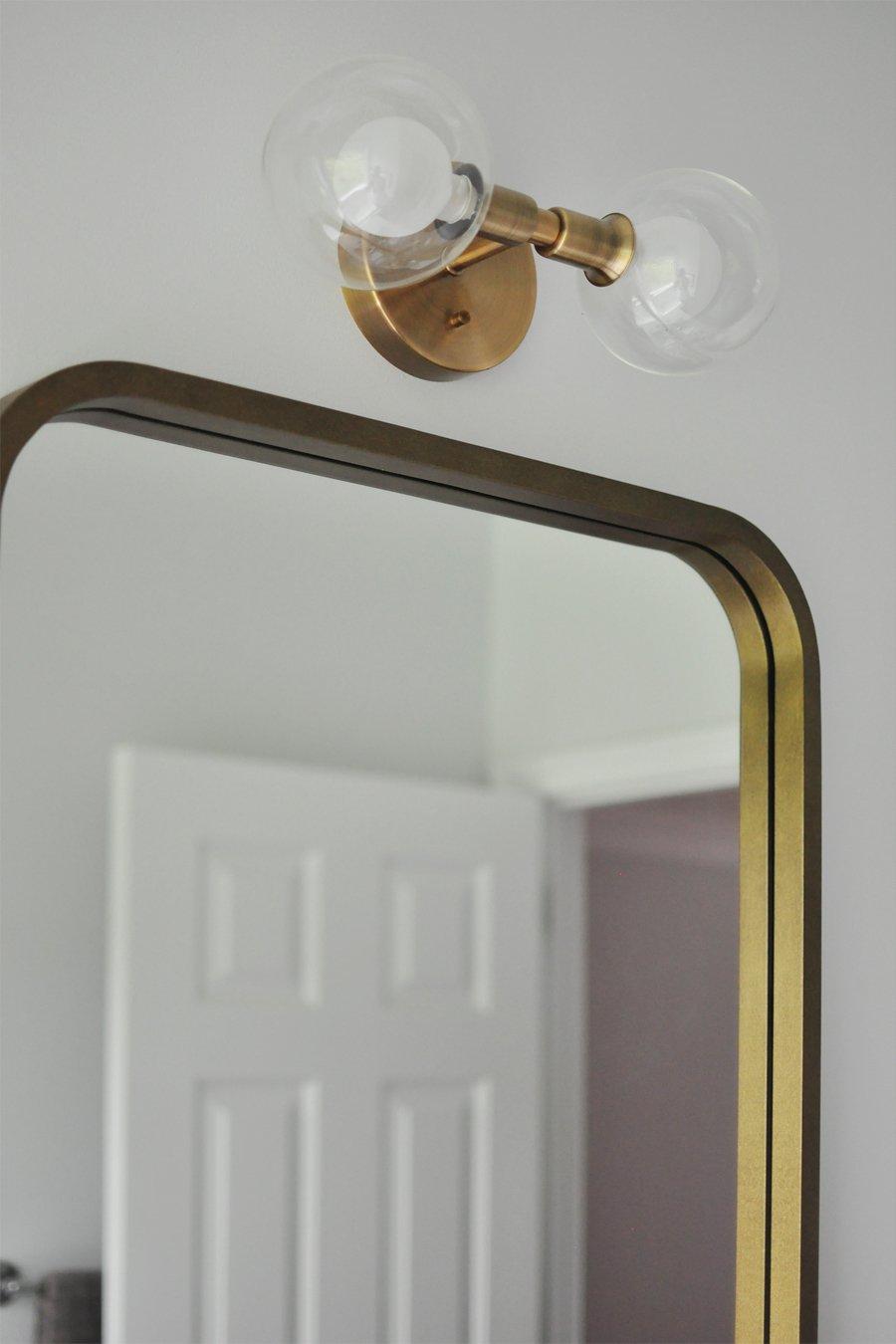 Edgmon Ranch: Master Bathroom Reveal Tour