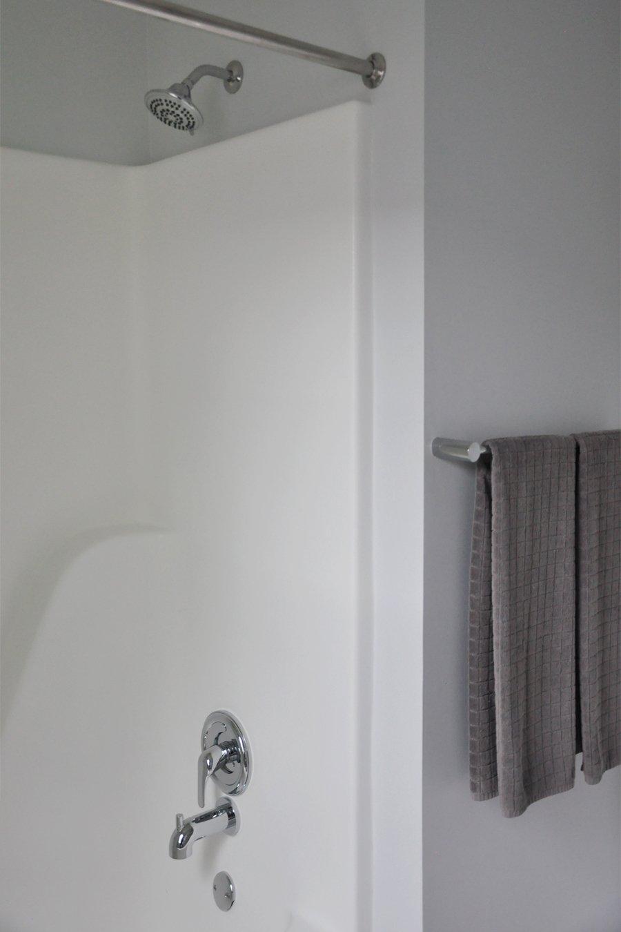 Guest Bathroom Reveal Tour