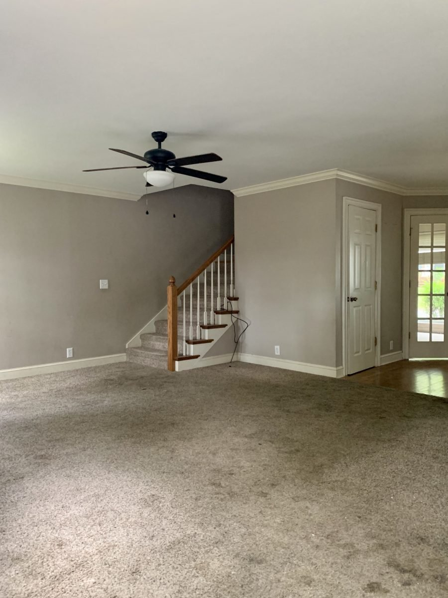 """Greenfield Remodel """"Before"""" Tour"""