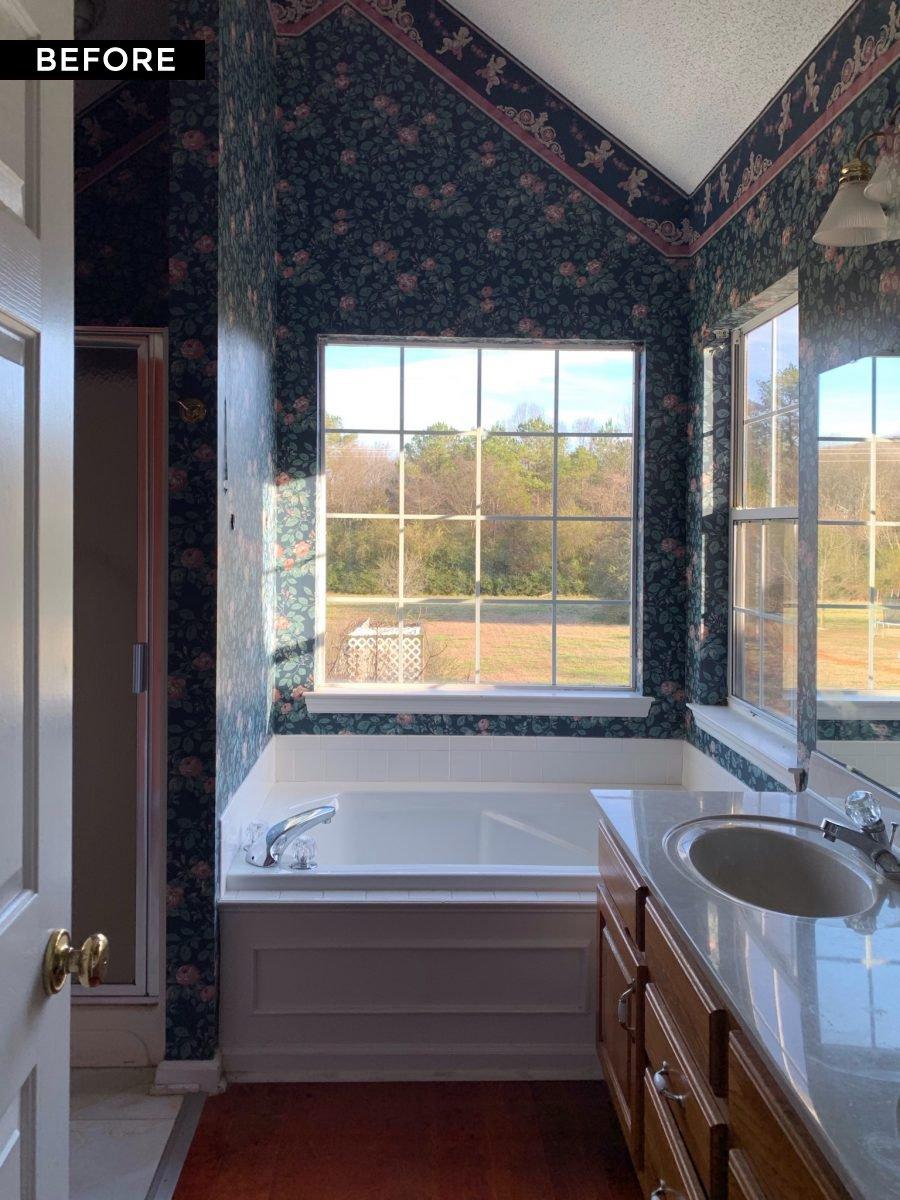 Edgmon Ranch Master Bathroom Remodel Cost Breakdown + Sources