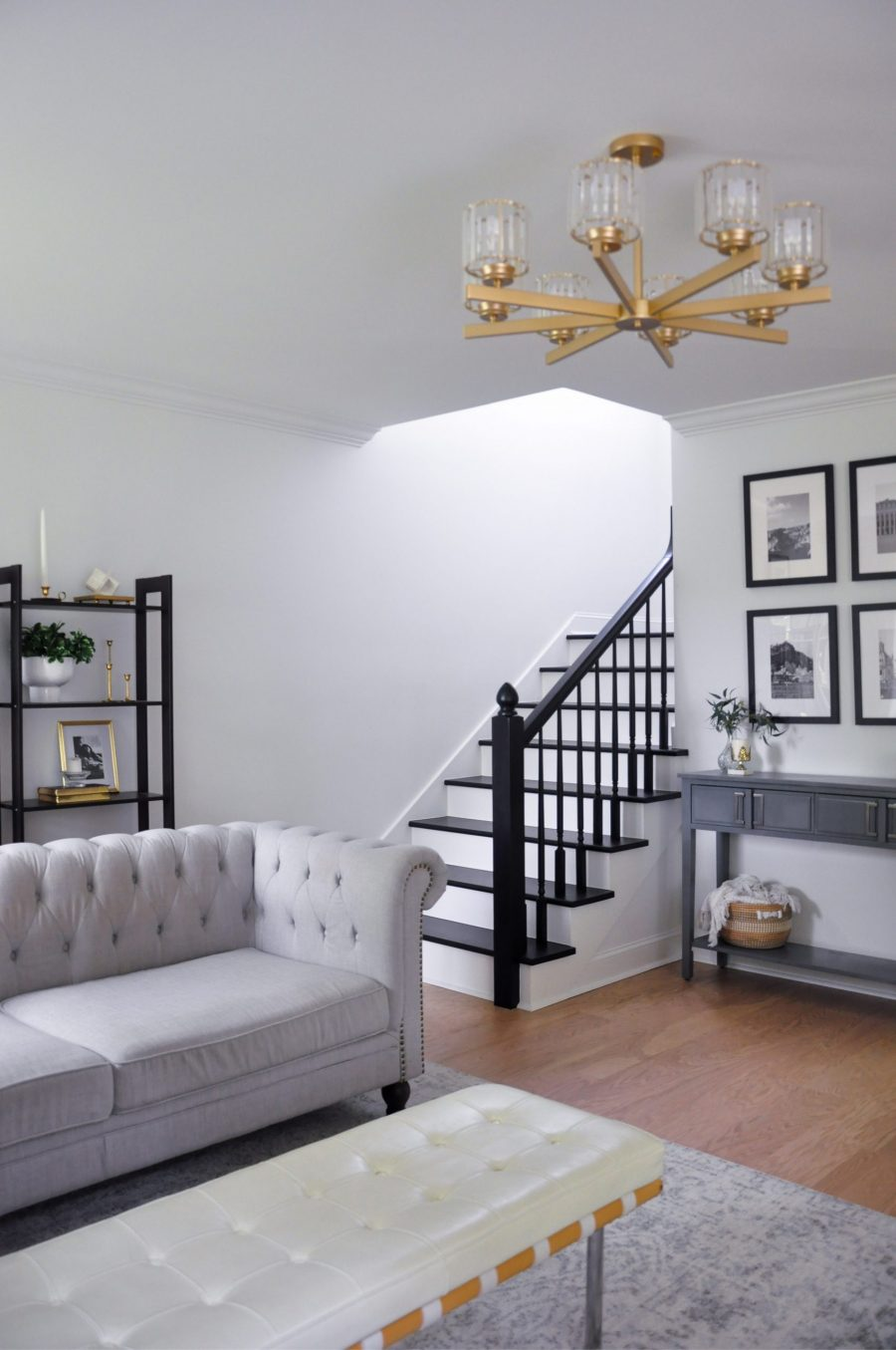 Staircase Remodel: What We Did and Would We Do It Again