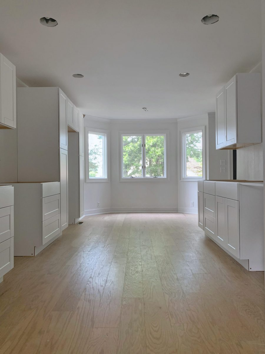 How to Redesign a Kitchen Layout - Changes We Made at the Greenfield Remodel