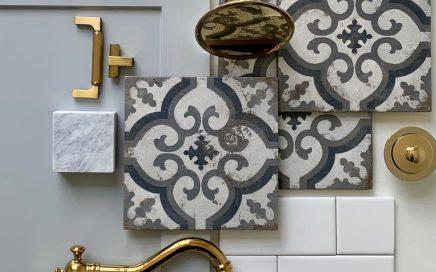 Greystone Guest Bathroom Design Plan